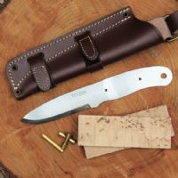 TBS Timberwolf Bushcraft  Knife Kit - Make your own Boar - Kit 2
